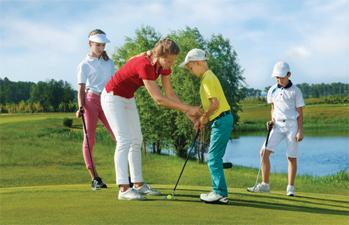 Ecole de golf sur Lyon Tassin