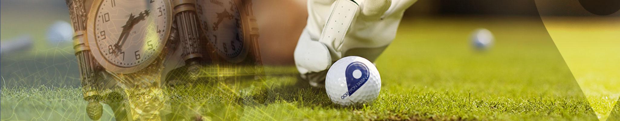 Le golf le plus proche du centre de Lyon