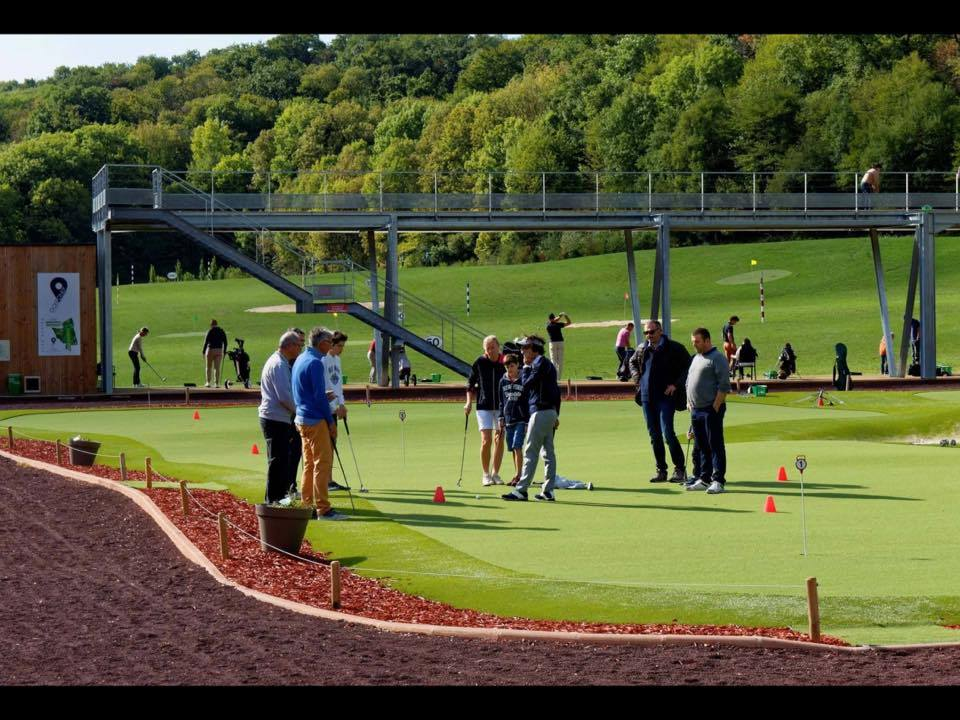 Ecole de golf pour adulte