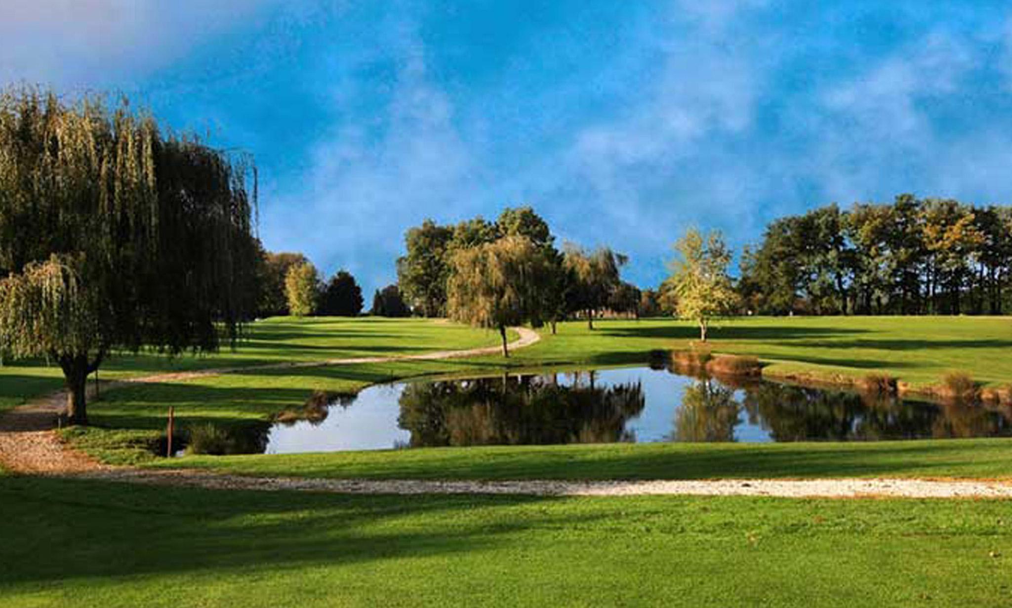 Golf Club La Sorelle avec parcours 18 trous