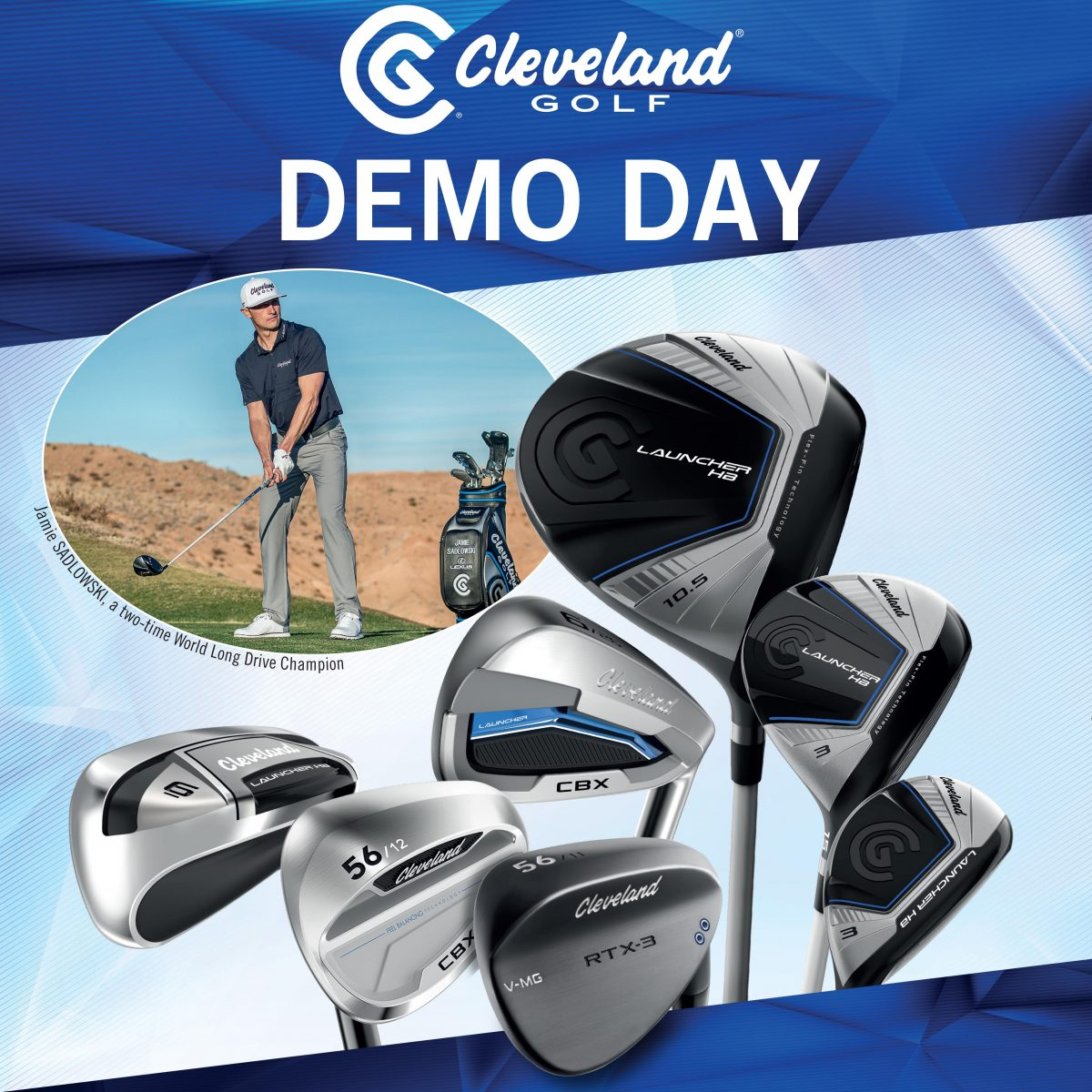 Demo Day Srixon Cleveland