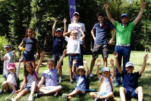 Ecole de golf J 2018 – 2019