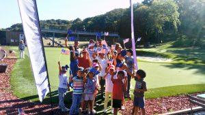 Ecole de golf pour enfants sur Lyon Tassin