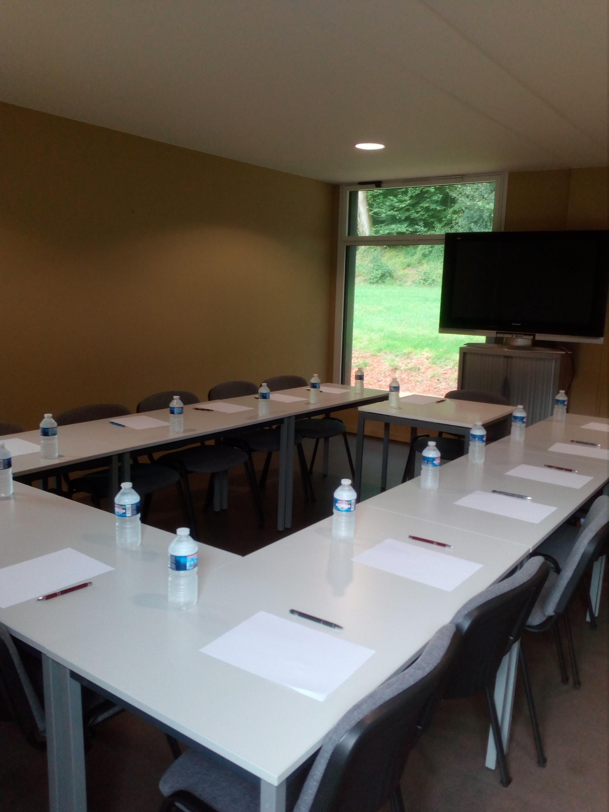 Séminaires et réunions au Golf Lyon Tassin