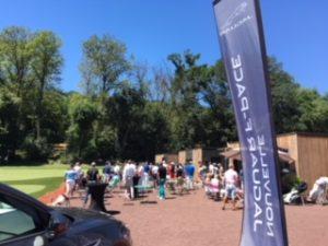 Manifestations festives au Golf Lyon Tassin