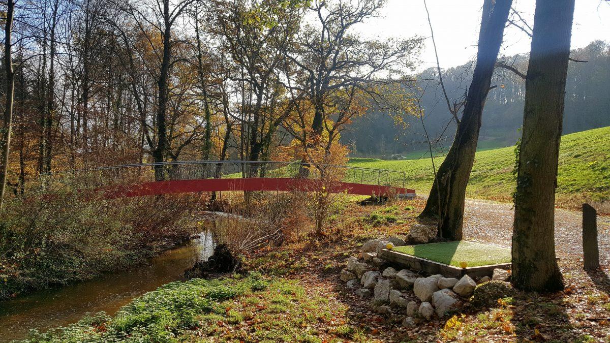 Découvrez notre parcours sous ses couleurs d'automne !