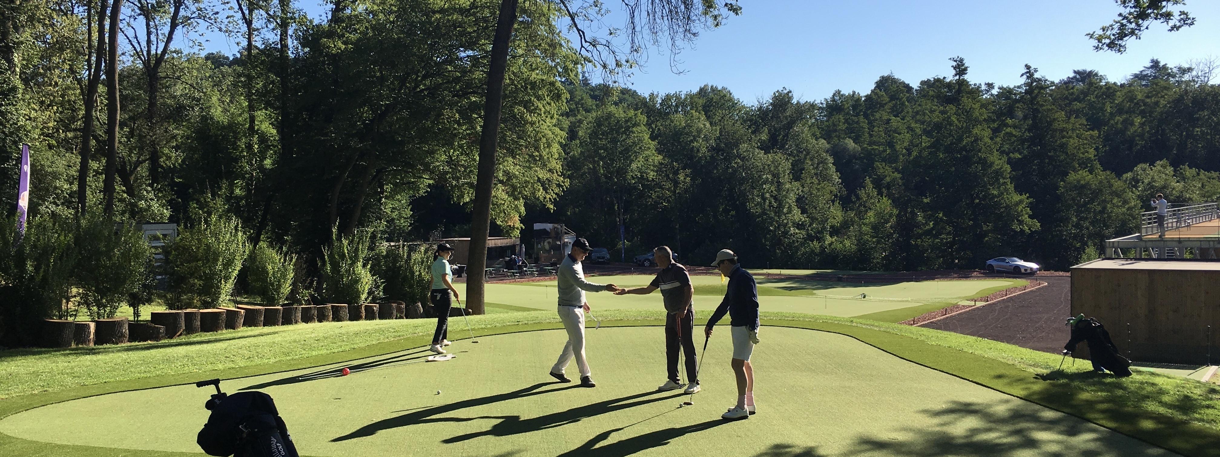 Compétition de golf GIVE & TAKE