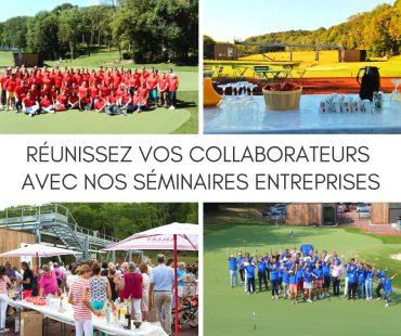 Séminaires d'entreprises au Golf Lyon Tassin