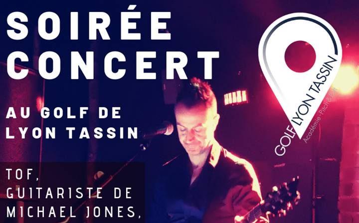 Soirée Concert & DJ !