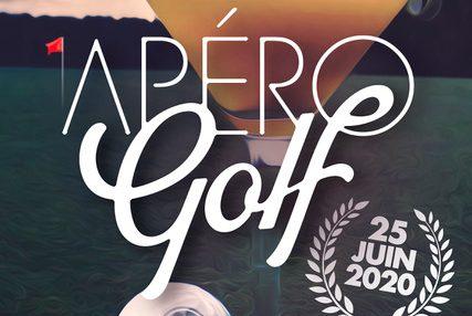 1er Apéro Golf de l'année !