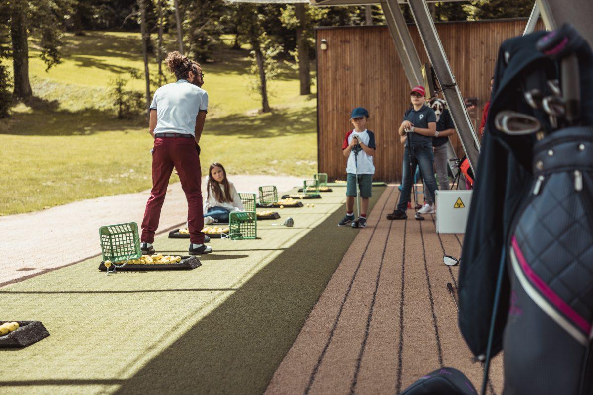 Ecole de golf Enfants et Adultes !